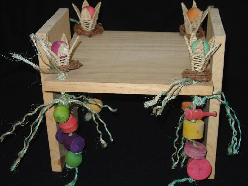 Wood Rabbit Castle